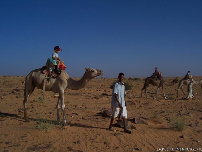 Rando en Mauritanie