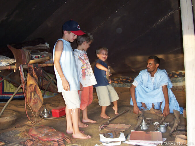 Musée en Mauritanie