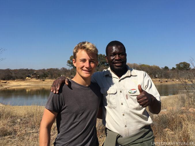 guide d'Afrique du Sud
