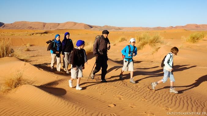Maroc et désert