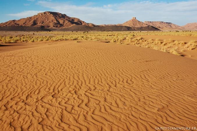 dunes du maroc