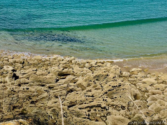 côte d'Emeraude en Bretagne