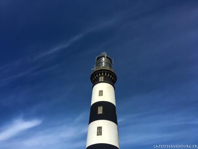 le phare du Créach