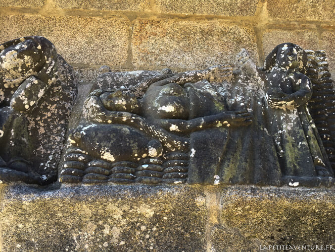 calvaire de Notre Dame de Tronoën