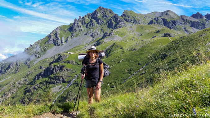 Alpage du massif de Belledonne