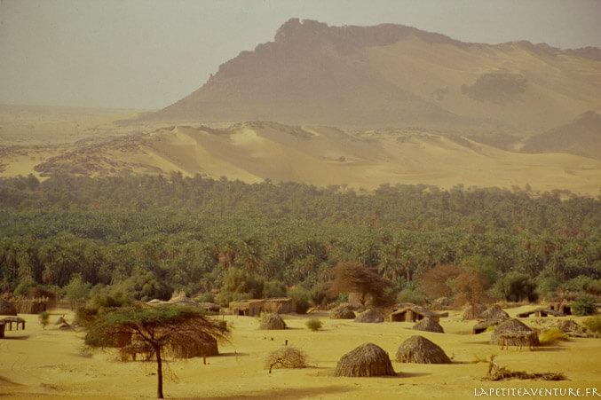 Villages de l'Adrar en Mauritanie