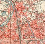 Carte de la Plaine Saint Denis, datée de 1936. Source: Wikipedia