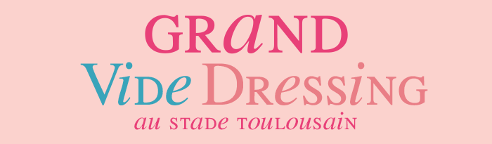 Ambassadrice Grand Vide Dressing - La Petite Frenchie