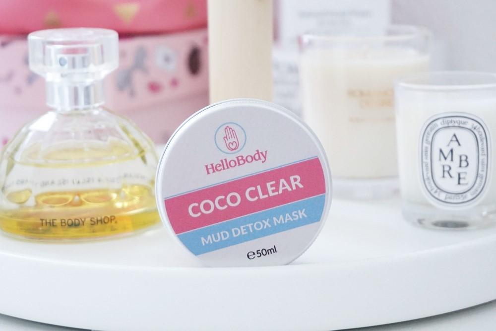 La Petite Frenchie - Coco Clear Detox Mask Hello Body