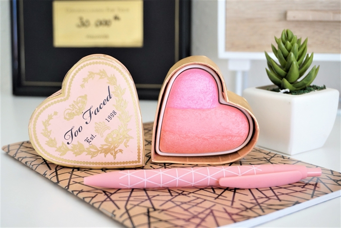 Blush Sweetheart Too Faced - La Petite Frenchie