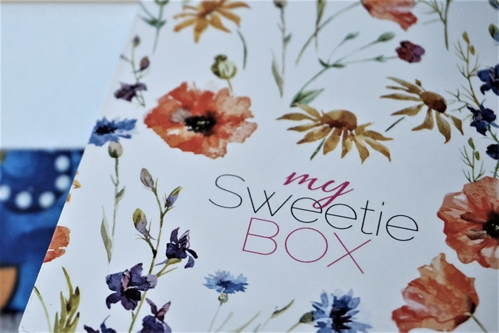 My Sweetie Box Mars 2017 - La Petite Frenchie