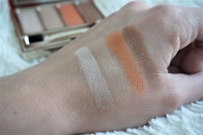 Swatchs collection maquillage été 2017 Clarins - La Petite Frenchie