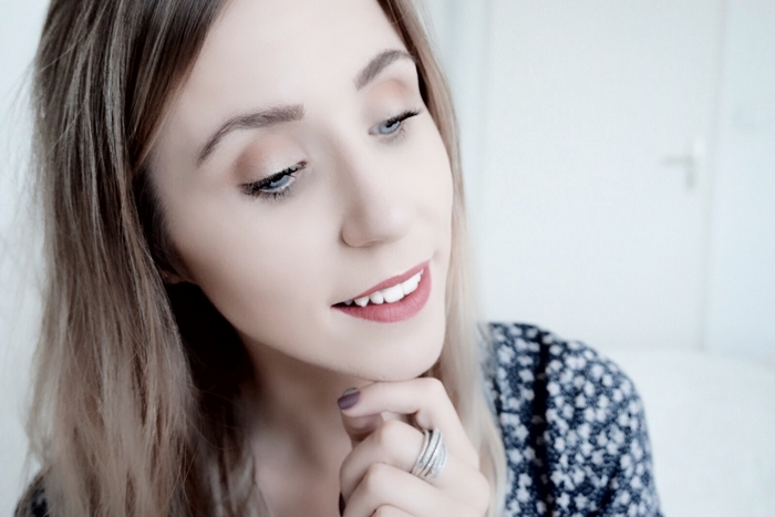 Tutoriel maquillage : Orange Spring Make Up - La Petite Frenchie
