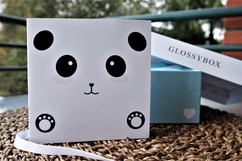Glossybox Panda Box - La Petite Frenchie