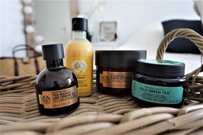 Soins The Body Shop - La Petite Frenchie