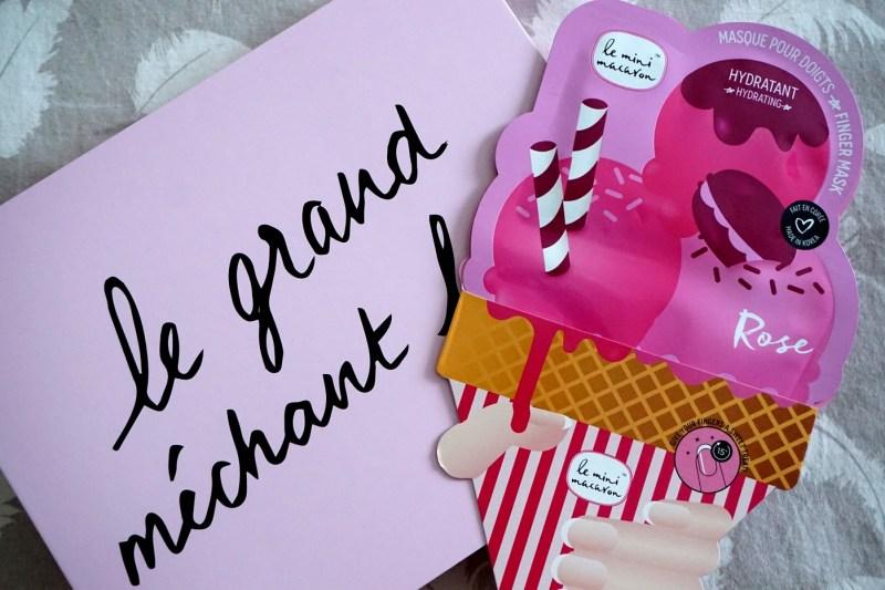 Glossybox Octobre 2017 - La Petite Frenchie
