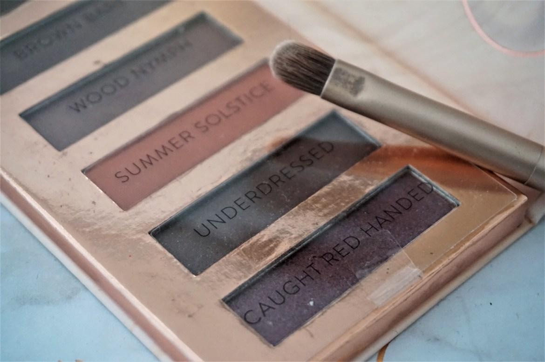 Palette Nudes Primark - La Petite Frenchie