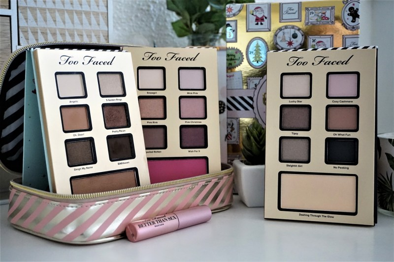 Coffret Noël Best Year Ever Too Faced - La Petite Frenchie