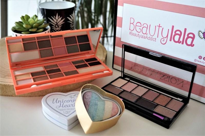 Découverte I Heart Makeup Beautylala - La Petite Frenchie