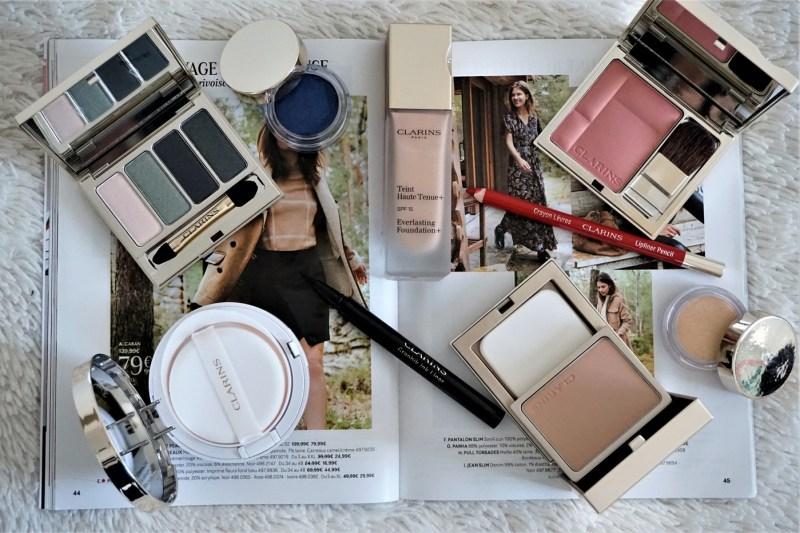 Graphik Collection maquillage automne Clarins 2017 - La Petite Frenchie