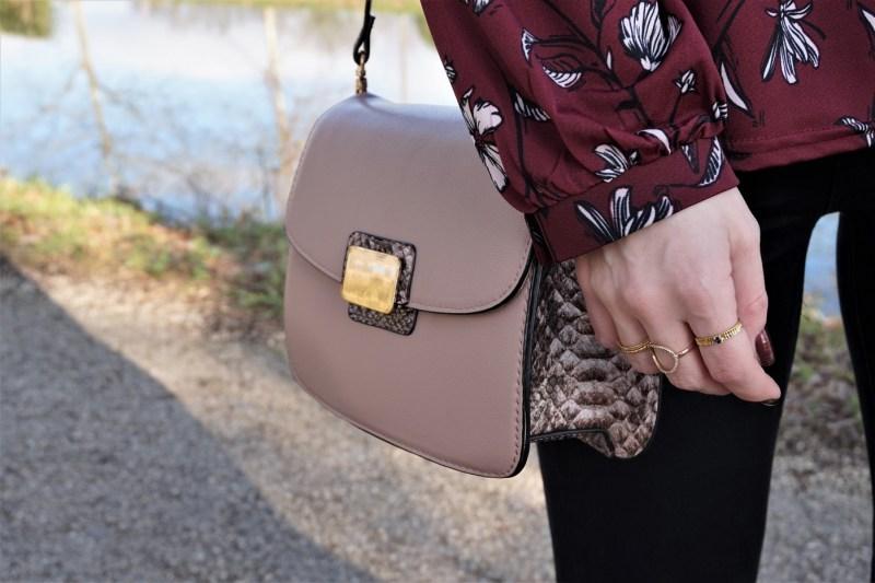 Look blouse à volants - La Petite Frenchie