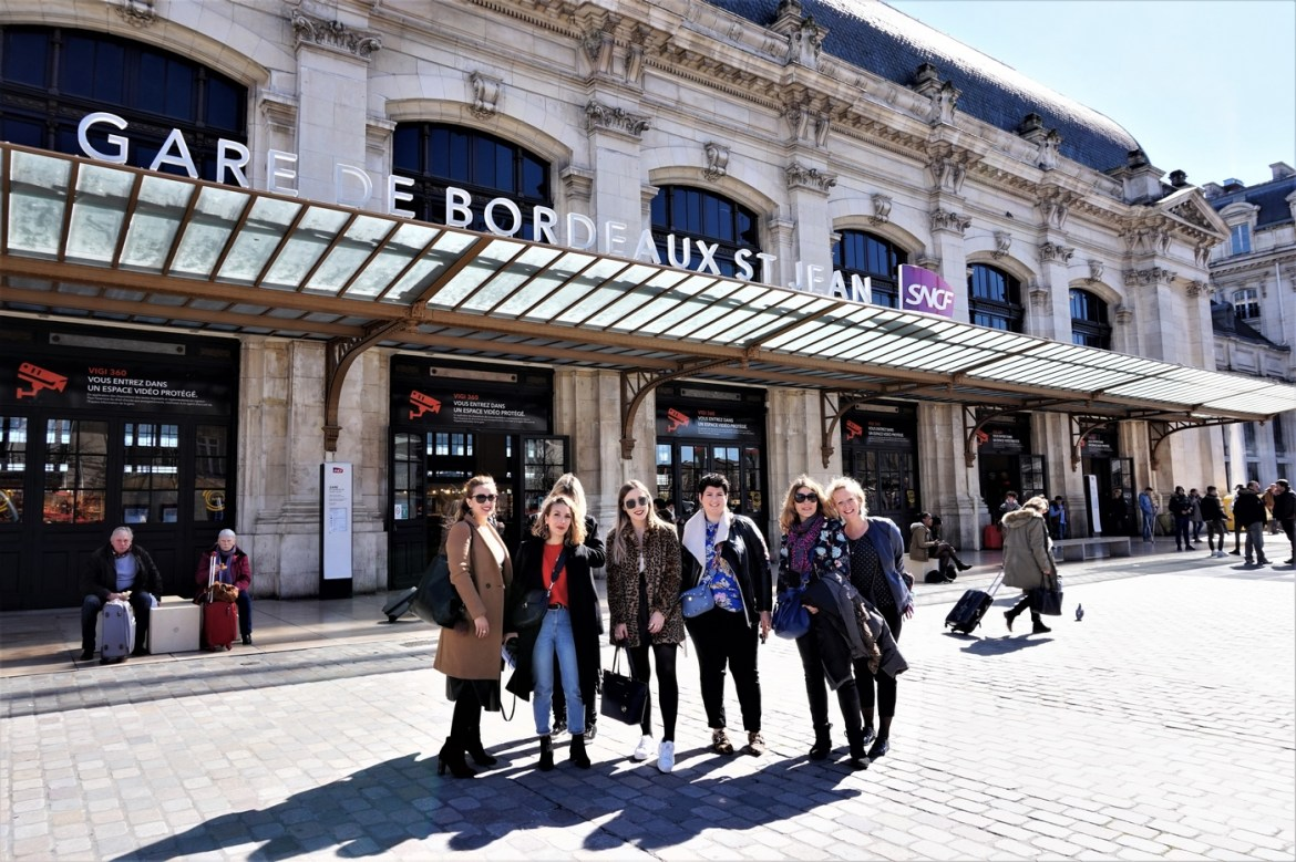 Blogtrip Shopping Tours Bordeaux avec Intercités - La Petite Frenchie