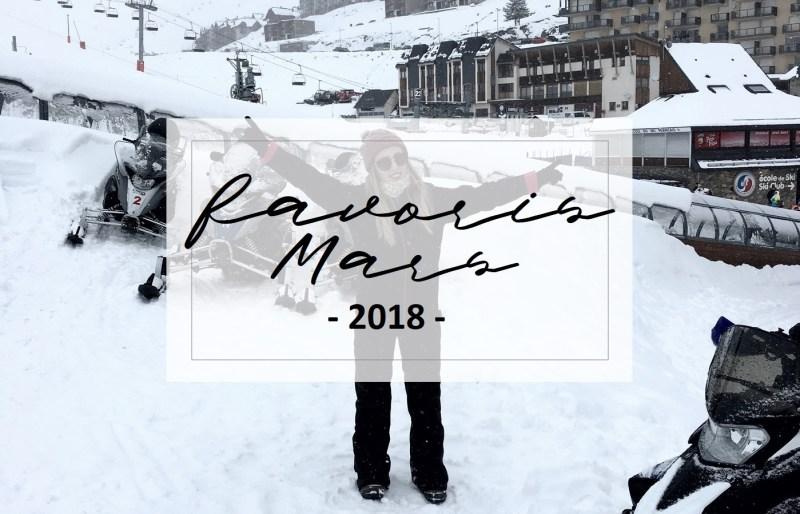 Favoris Mars 2018 - La Petite Frenchie