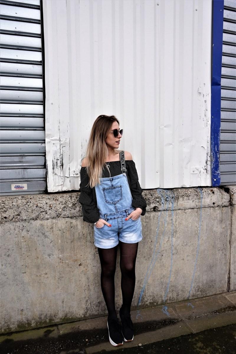 Look tendance jeans en couple - La Petite Frenchie