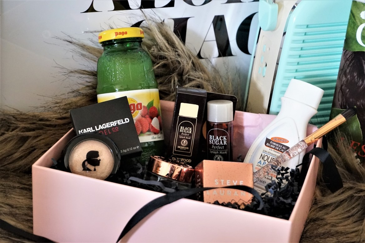Glossybox Avril 2018 - La Petite Frenchie