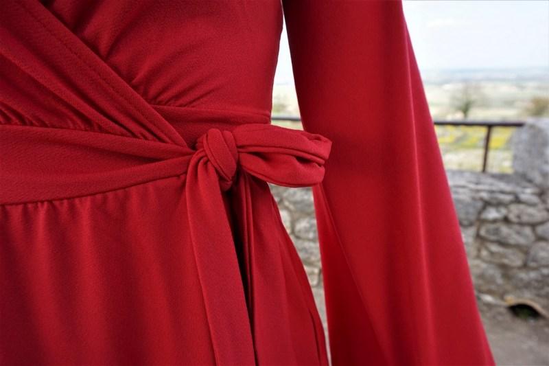 Look robe cache coeur - La Petite Frenchie