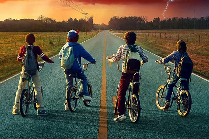 Top 5 séries Netflix Stranger Things - La Petite Frenchie