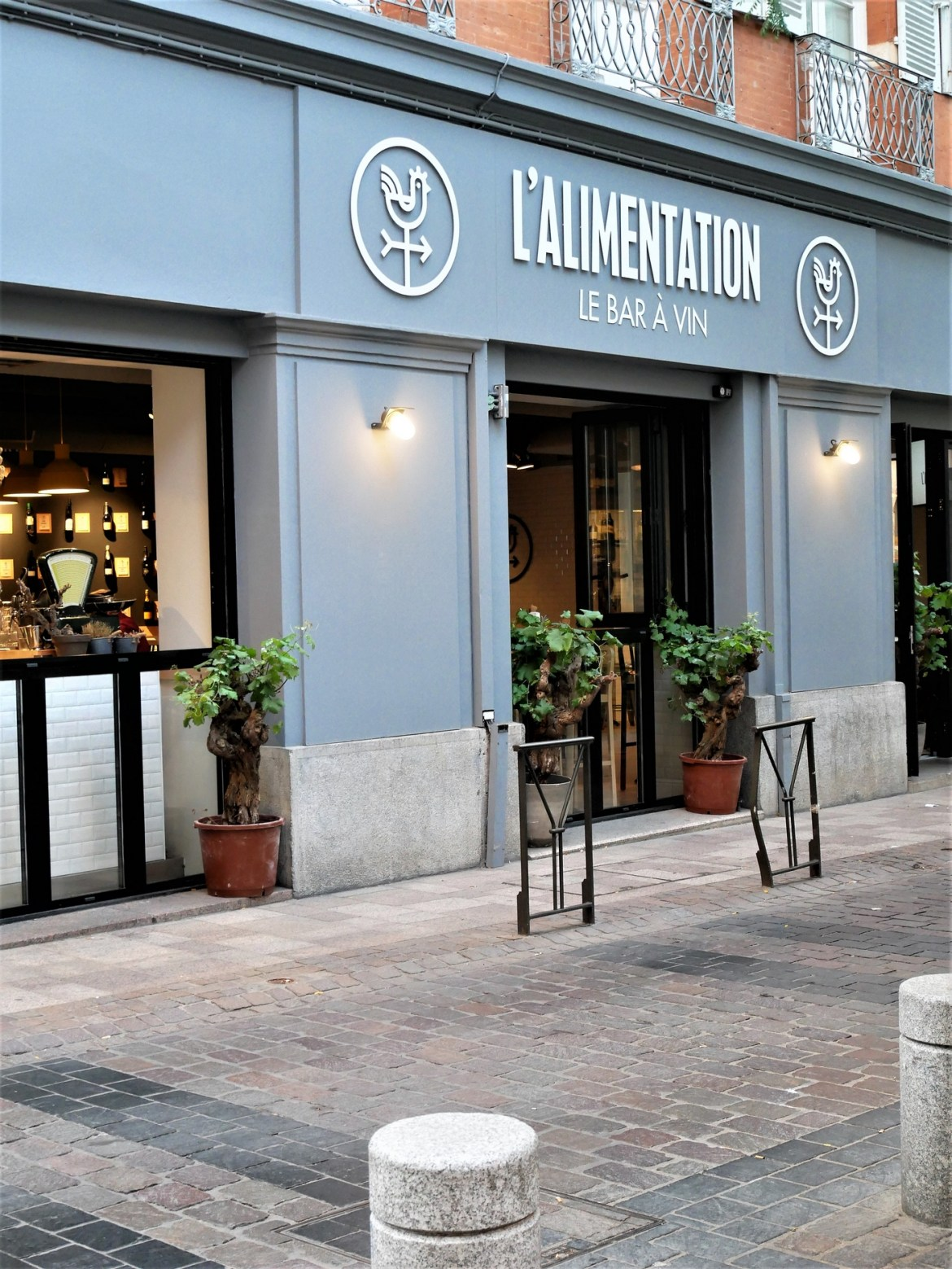 Restaurant L'Alimentation Toulouse - La Petite Frenchie