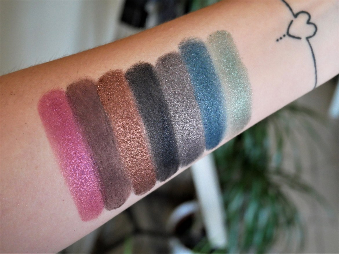 Swatchs Collection Born To Run Urban Decay - La Petite Frenchie