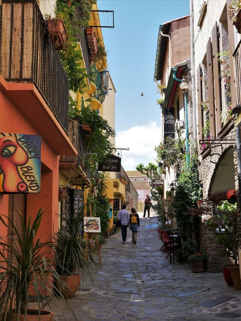 Balade à Collioure - La Petite Frenchie