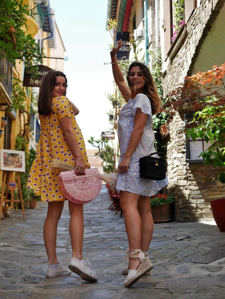 Shooting new co Marlie Boutique à Collioure - La Petite Frenchie