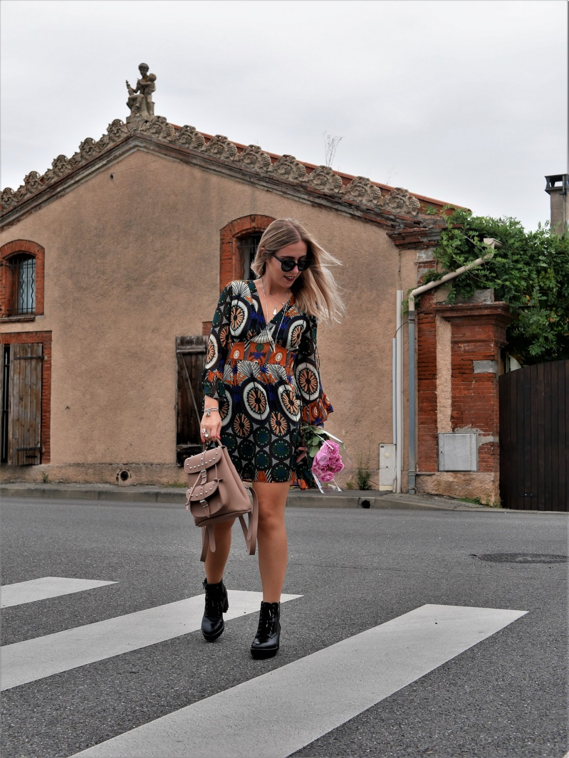 Look folk rock - La Petite Frenchie