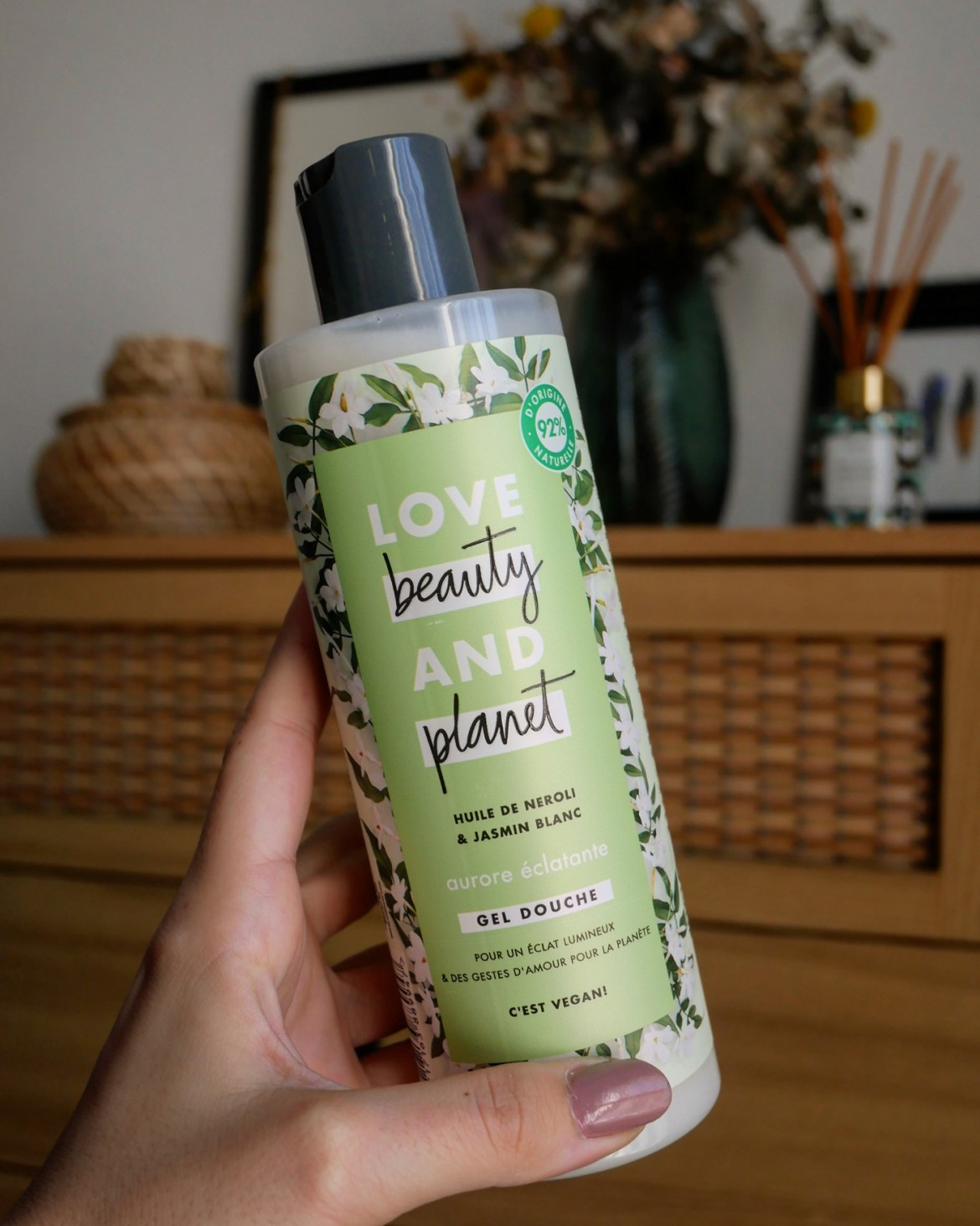 Avis produits Love Beauty and planet - La Petite Frenchie