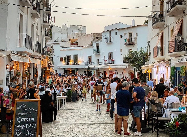 Week-end EVJF à Ibiza - La Petite Frenchie