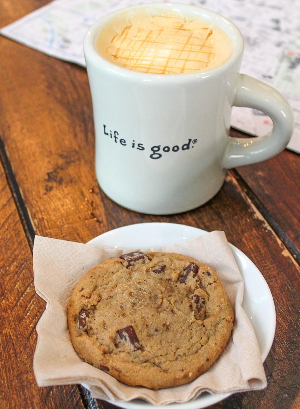 Hanso Café Coffee shop madrid