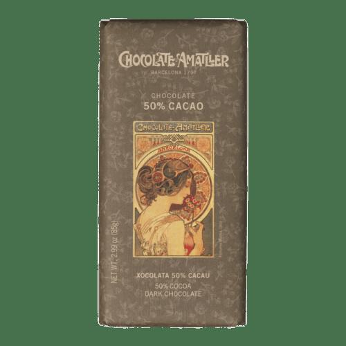 Amatller Tableta 50% Cacao 85g
