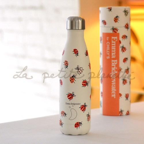 Chilly's Bottle Emma Bridgewater Ladybugs 500ml