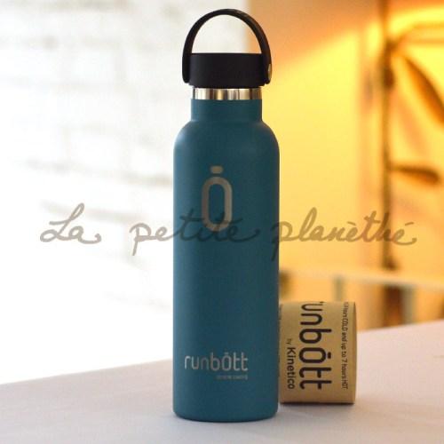 Botella Runbott Sport 600ml Azul
