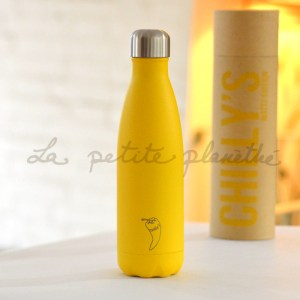 Chilly's Bottle Burnt Yellow Matte Edition 500ml