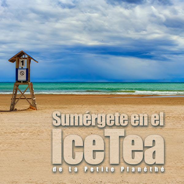 Sumérgete en el Ice Tea Valencia