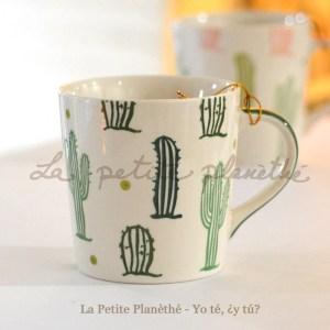 Mug Cactus Verde 400ml