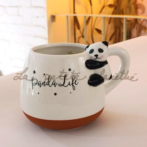 Mug Maposo Panda 400ml