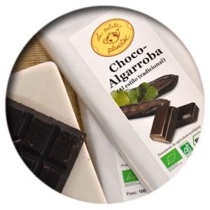 Tableta Choco-algarroba
