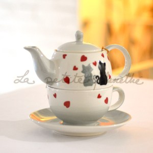 Tea For One Colette