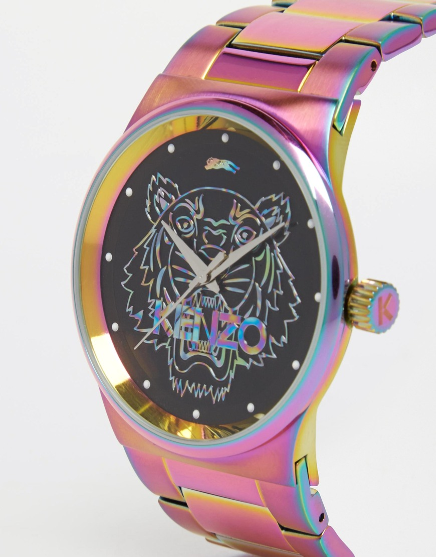 Kenzo Tiger Watch-5