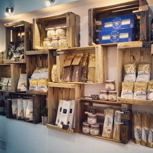 Productos Gastronomía italiana La Piccola